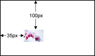 background image position exact values