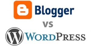 Blogspot vs WordPress