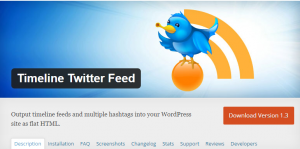 Best Twitter Widgets for WordPress