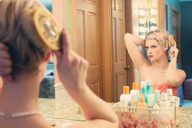 building a makeup blog