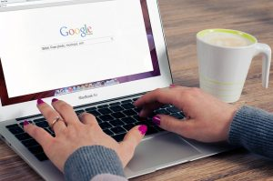get blog on google
